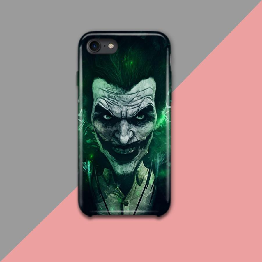 Joker Dark Knight Design Phone Case