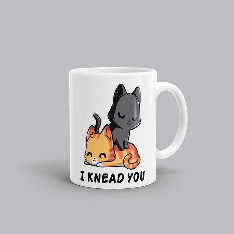 I Knead You AL Mug