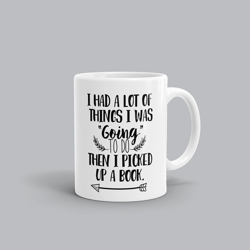 Picked a Book Mug