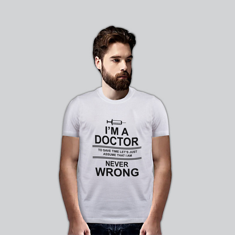 Doctor...Never wrong