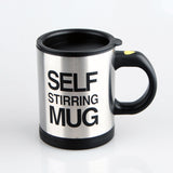 Muggay Self Stirring Mug