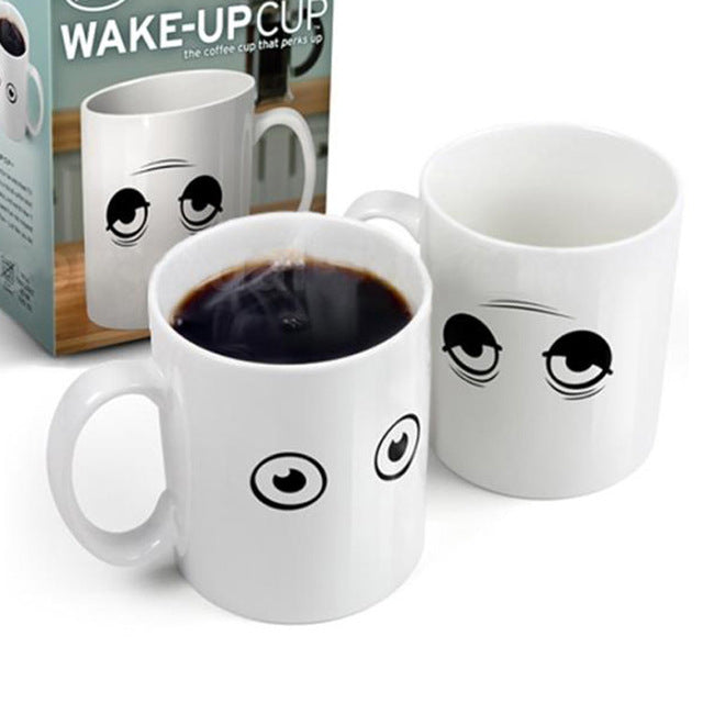Magic eyes mug