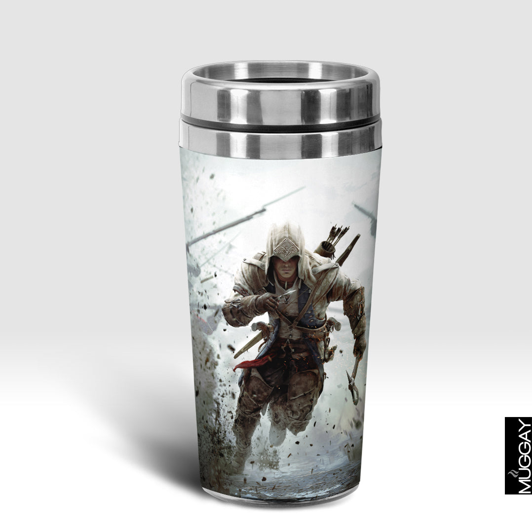 Assassins Creed Trug - Ac1 - Muggay.com - Mugs - Printing shop - truck Art mugs - Mug printing - Customized printing - Digital printing - Muggay