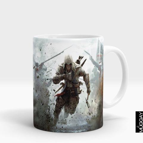 Assasins creed mugs - ac1 - Muggay.com - Mugs - Printing shop - truck Art mugs - Mug printing - Customized printing - Digital printing - Muggay