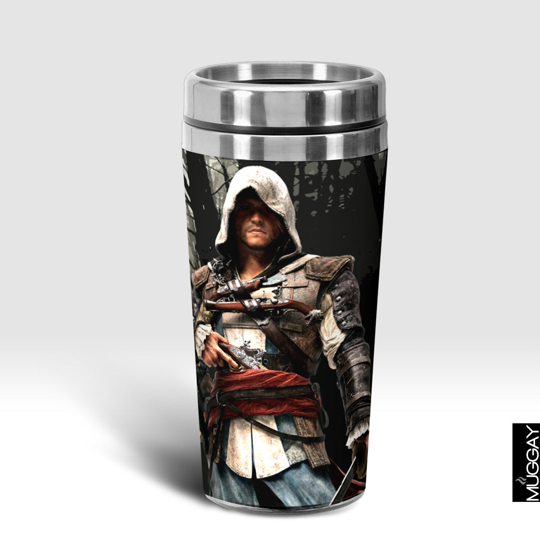 Assassins Creed Trug - Ac3 - Muggay.com - Mugs - Printing shop - truck Art mugs - Mug printing - Customized printing - Digital printing - Muggay