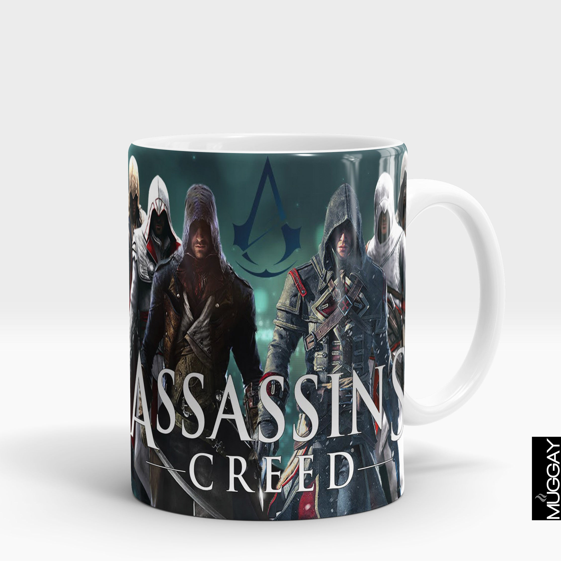 Assasins creed mugs - ac4 - Muggay.com - Mugs - Printing shop - truck Art mugs - Mug printing - Customized printing - Digital printing - Muggay