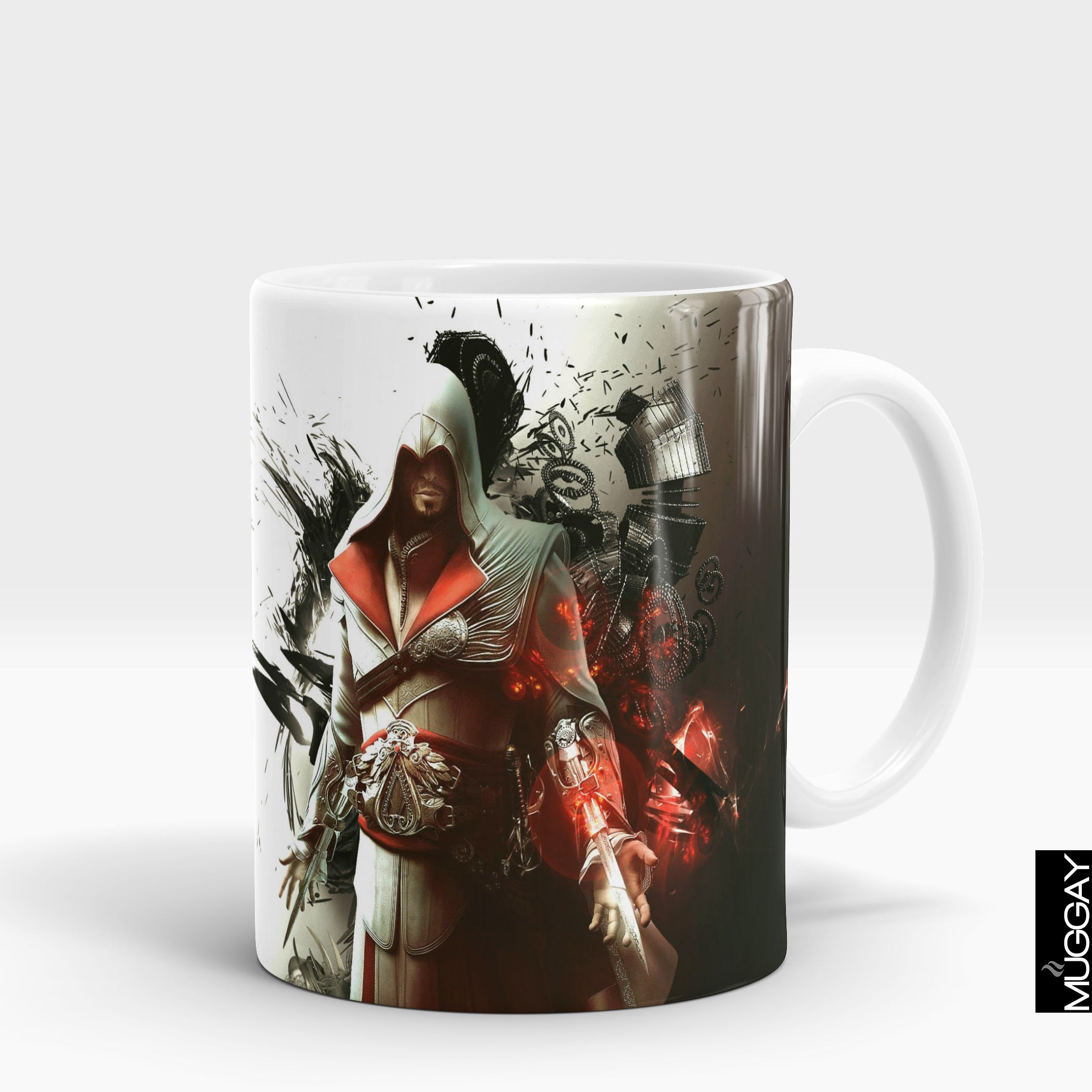 Assasins creed mugs - ac5 - Muggay.com - Mugs - Printing shop - truck Art mugs - Mug printing - Customized printing - Digital printing - Muggay