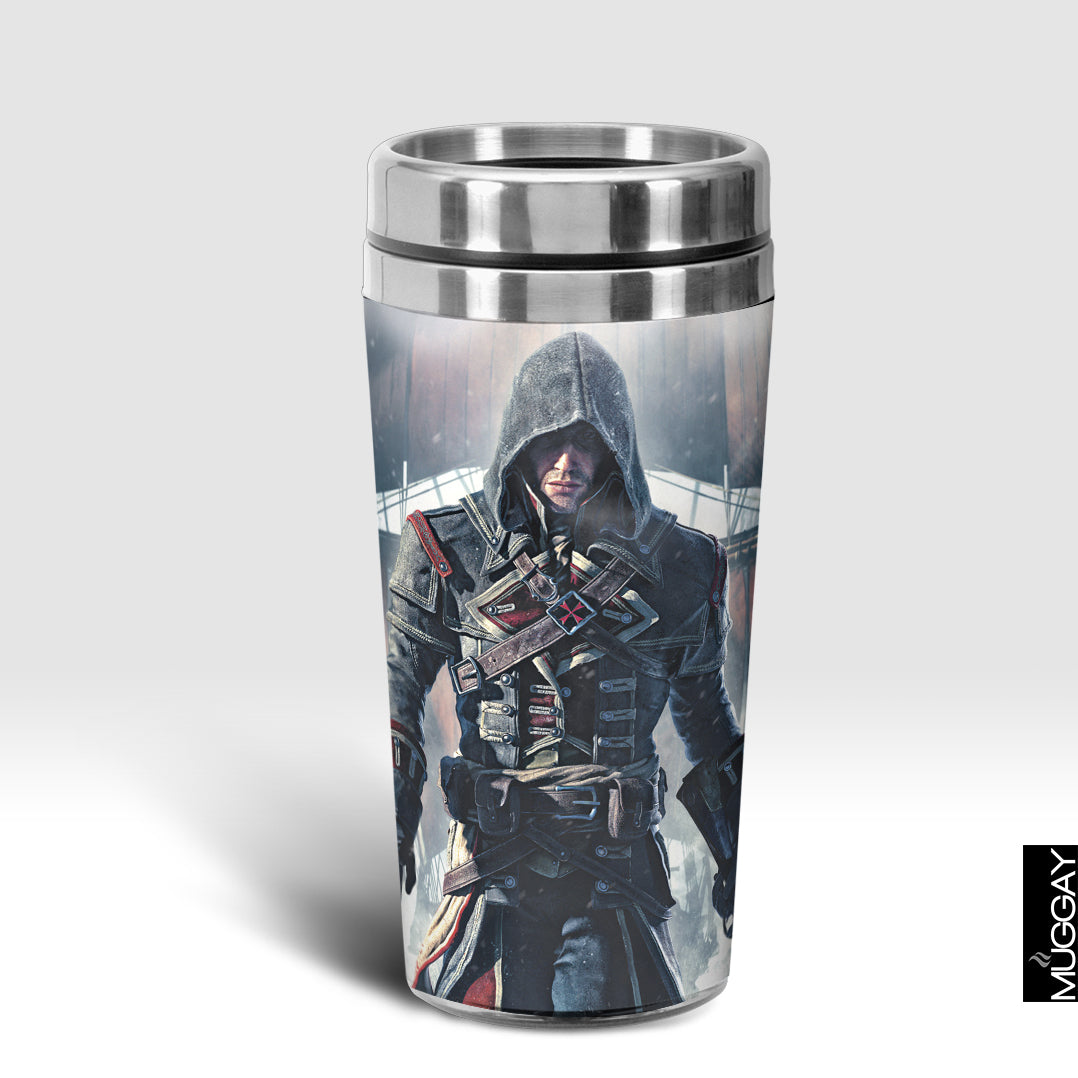 Assassins Creed Trug - Ac6 - Muggay.com - Mugs - Printing shop - truck Art mugs - Mug printing - Customized printing - Digital printing - Muggay
