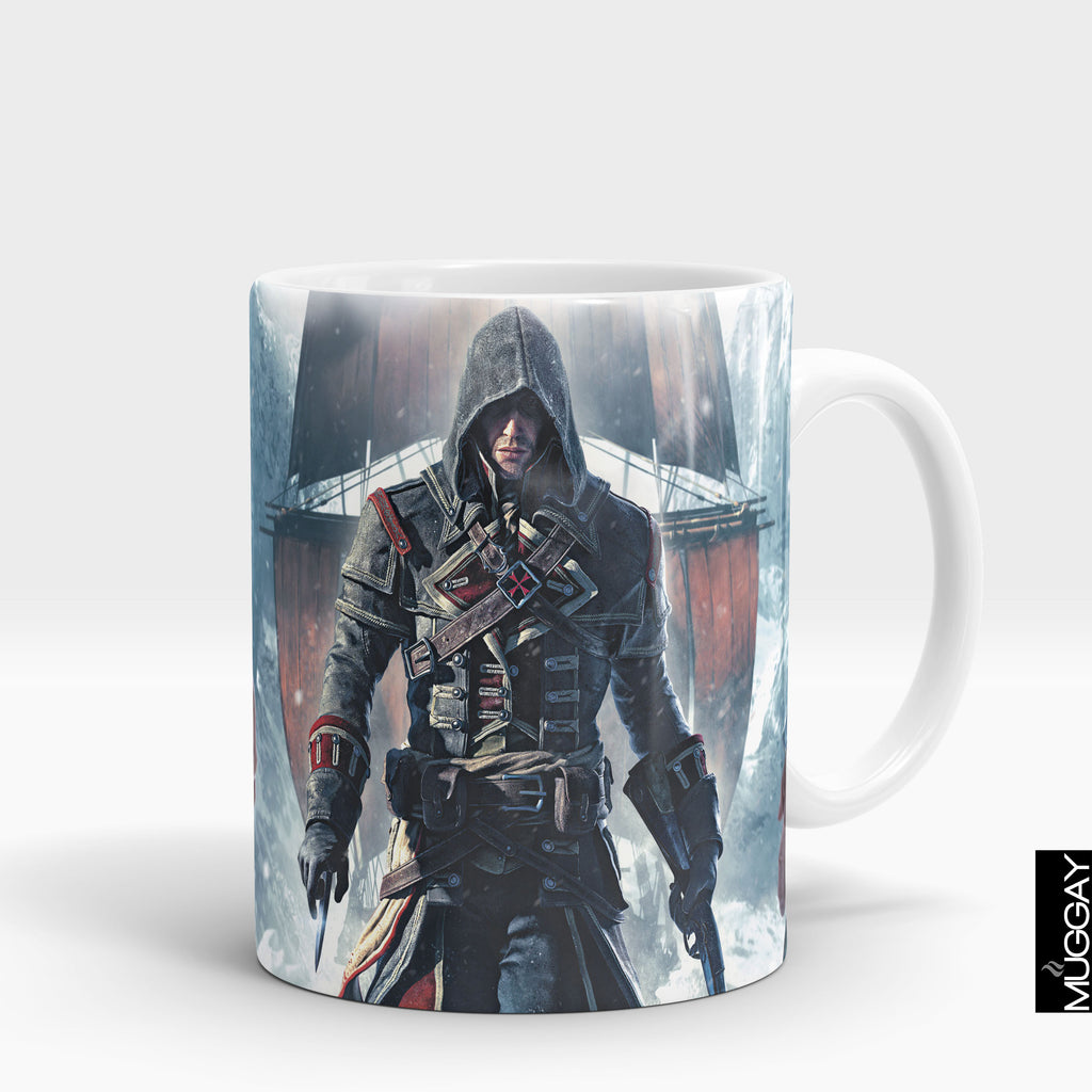 Assasins creed mugs - ac6 - Muggay.com - Mugs - Printing shop - truck Art mugs - Mug printing - Customized printing - Digital printing - Muggay