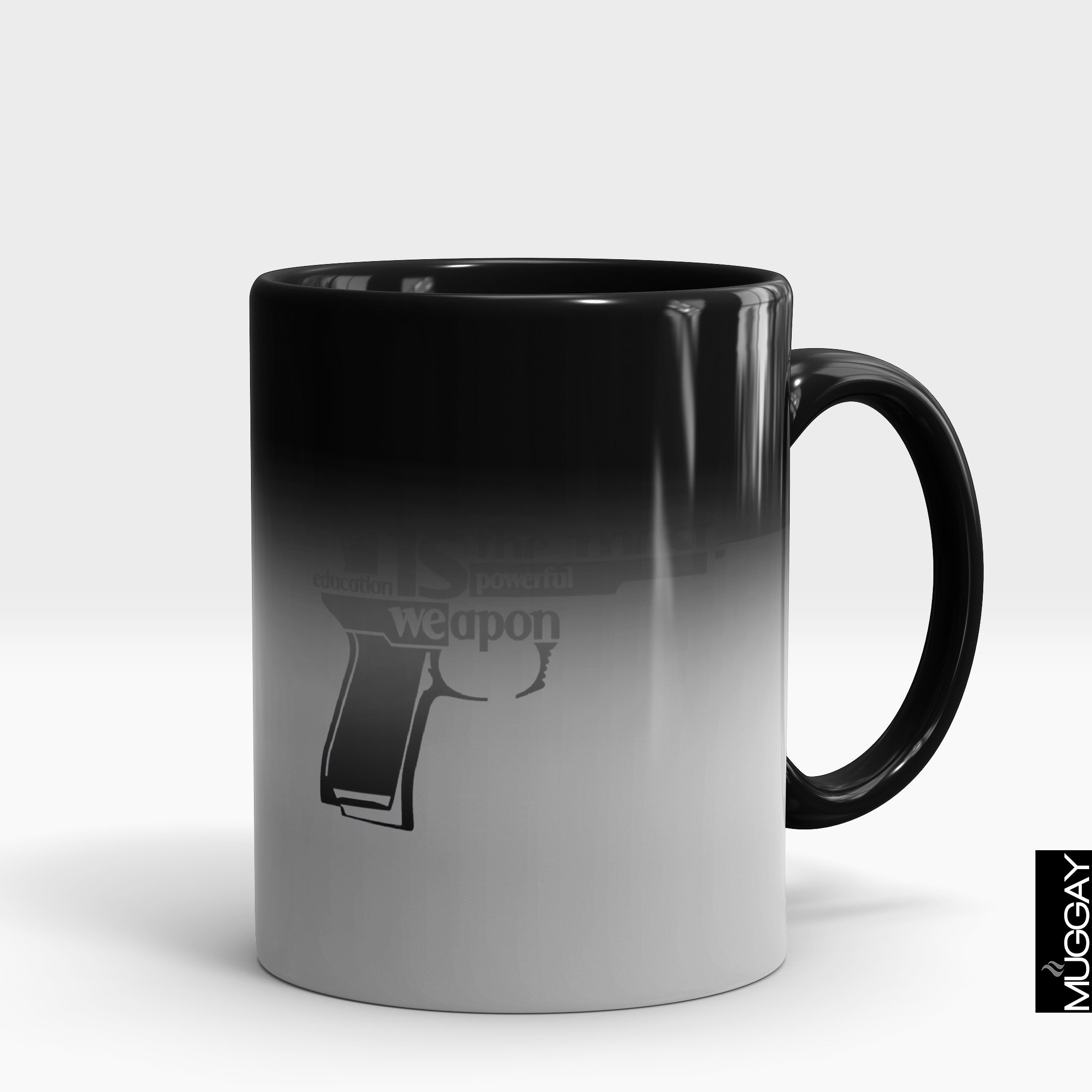 Education is weapon Mug