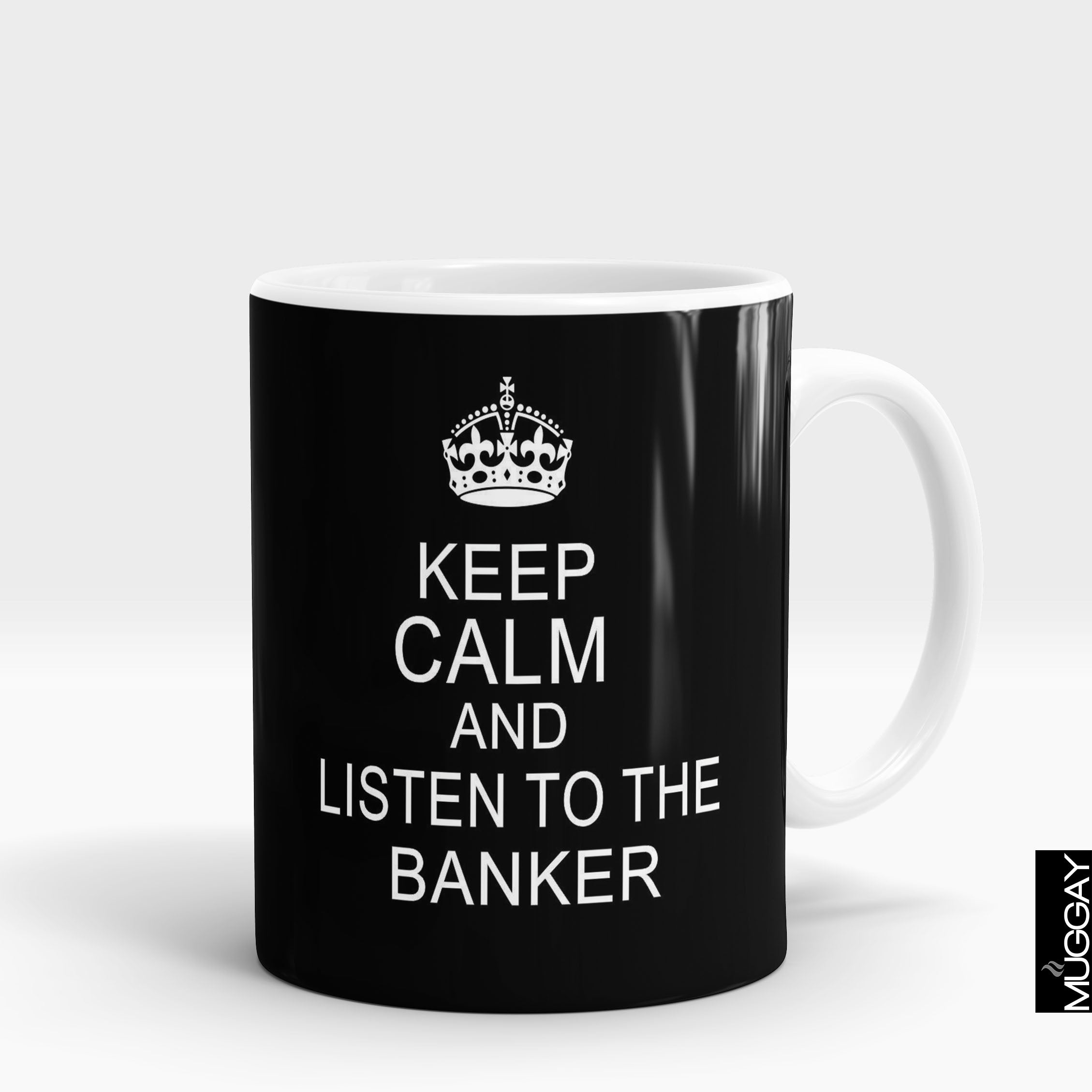 Mugs for Bankers banker8