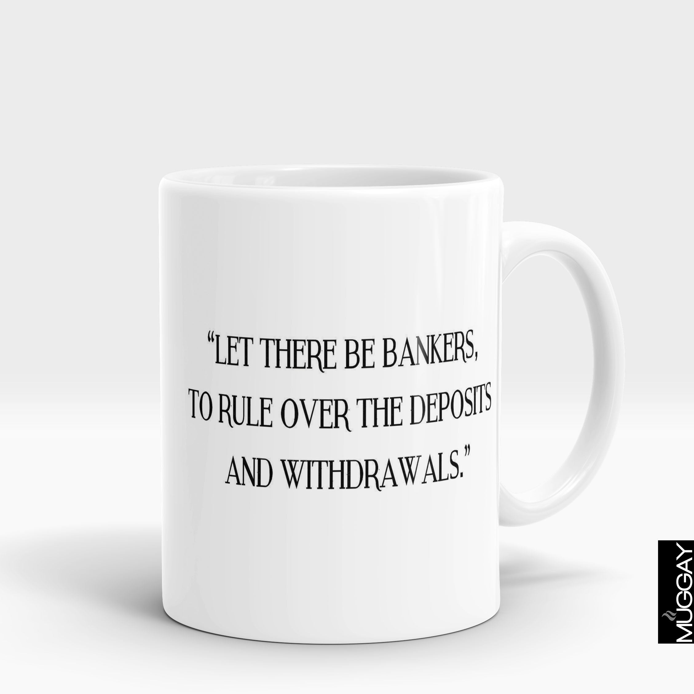 Mugs for Bankers banker4