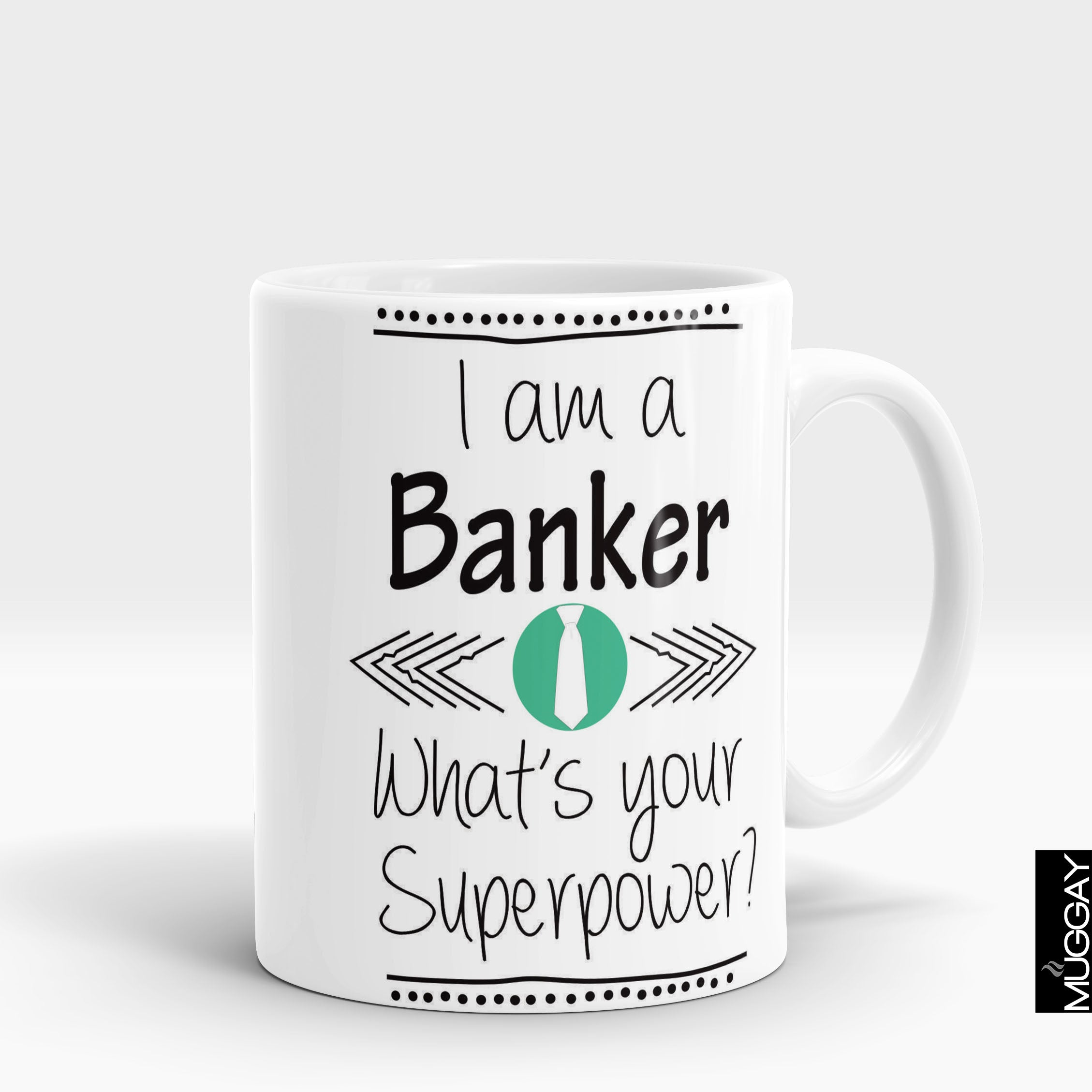 Mugs for Bankers banker9