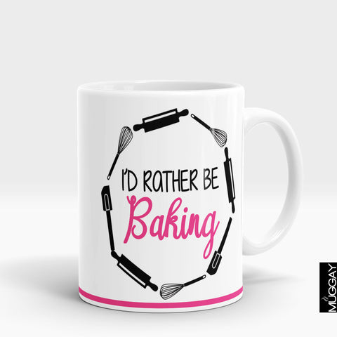 Baking Mug - bkr12 - Muggay.com - Mugs - Printing shop - truck Art mugs - Mug printing - Customized printing - Digital printing - Muggay