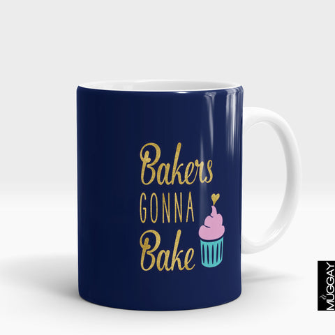 Baking Mug - bkr2 - Muggay.com - Mugs - Printing shop - truck Art mugs - Mug printing - Customized printing - Digital printing - Muggay
