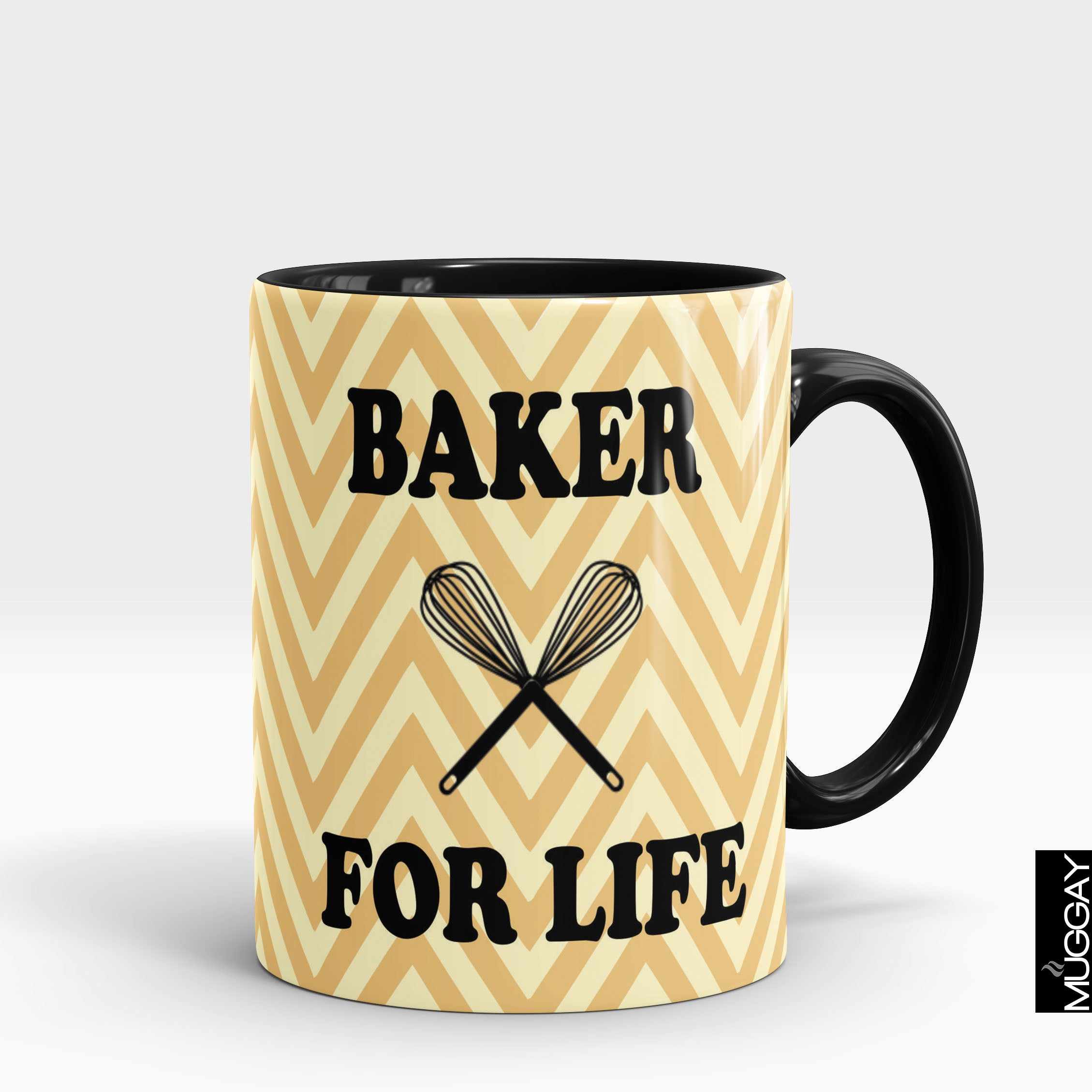 Baking Mug - bkr5 - Muggay.com - Mugs - Printing shop - truck Art mugs - Mug printing - Customized printing - Digital printing - Muggay