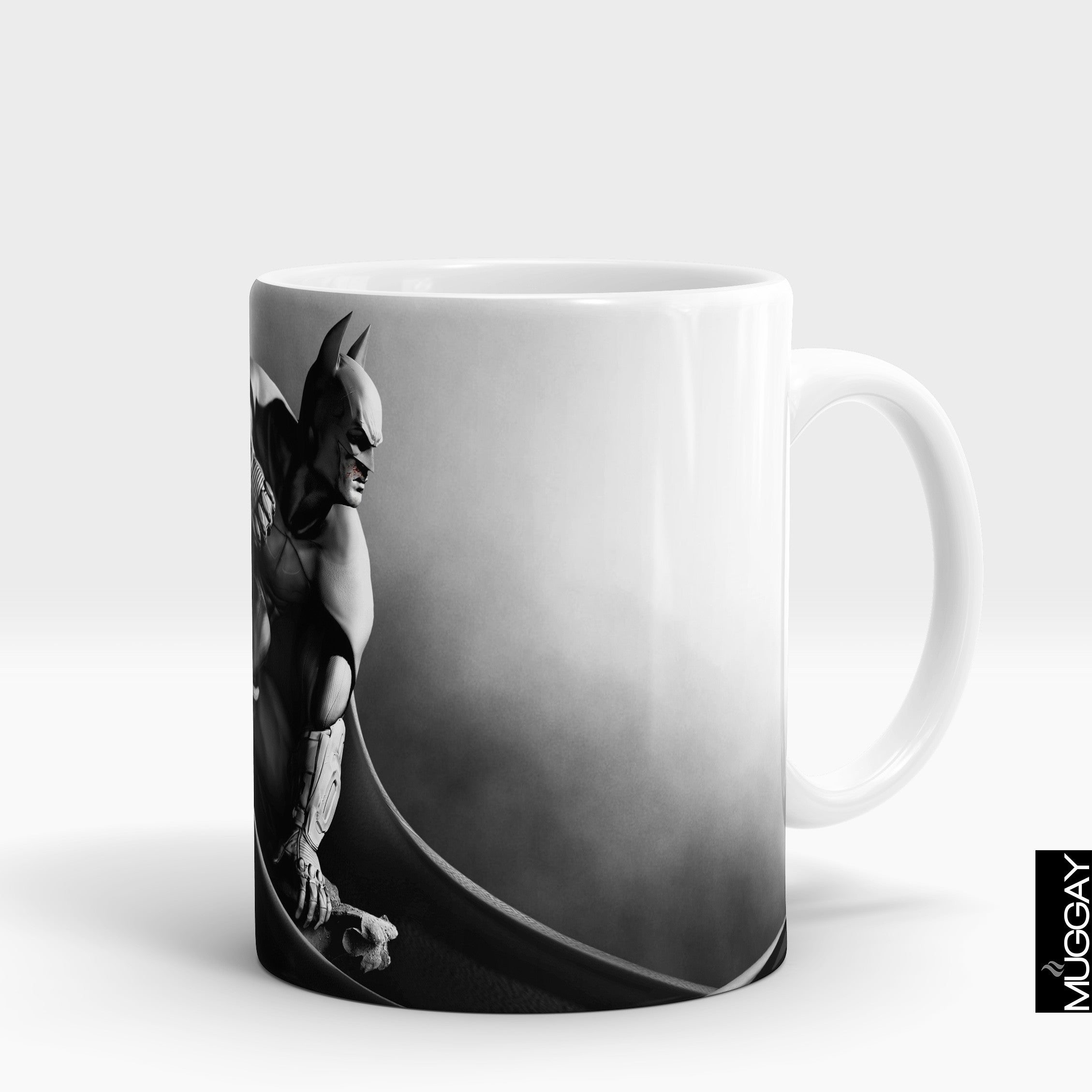 Batman Design Mugs - bm2 - Muggay.com - Mugs - Printing shop - truck Art mugs - Mug printing - Customized printing - Digital printing - Muggay