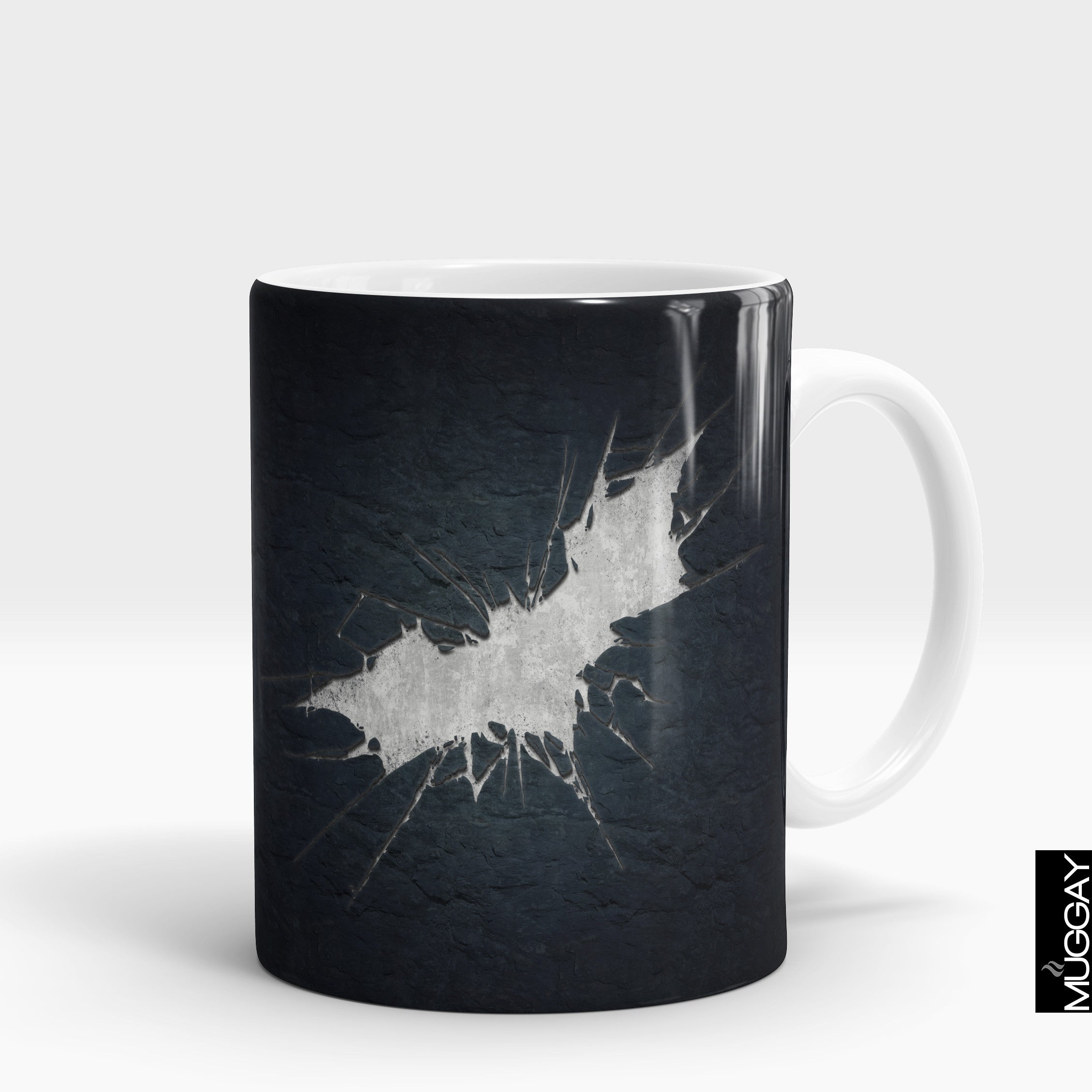 Batman Design Mugs - bm4 - Muggay.com - Mugs - Printing shop - truck Art mugs - Mug printing - Customized printing - Digital printing - Muggay