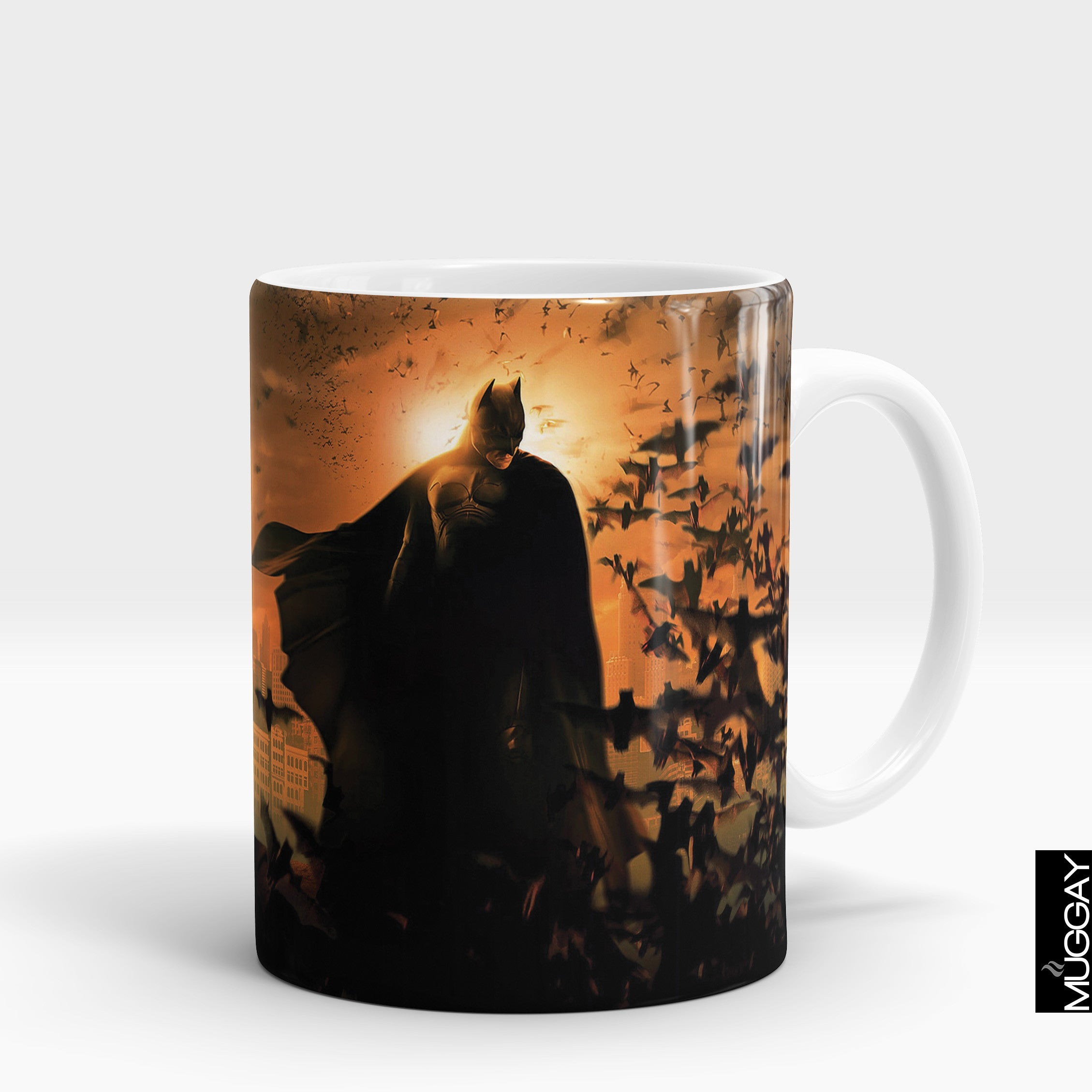 Batman Design Mugs - bm7 - Muggay.com - Mugs - Printing shop - truck Art mugs - Mug printing - Customized printing - Digital printing - Muggay