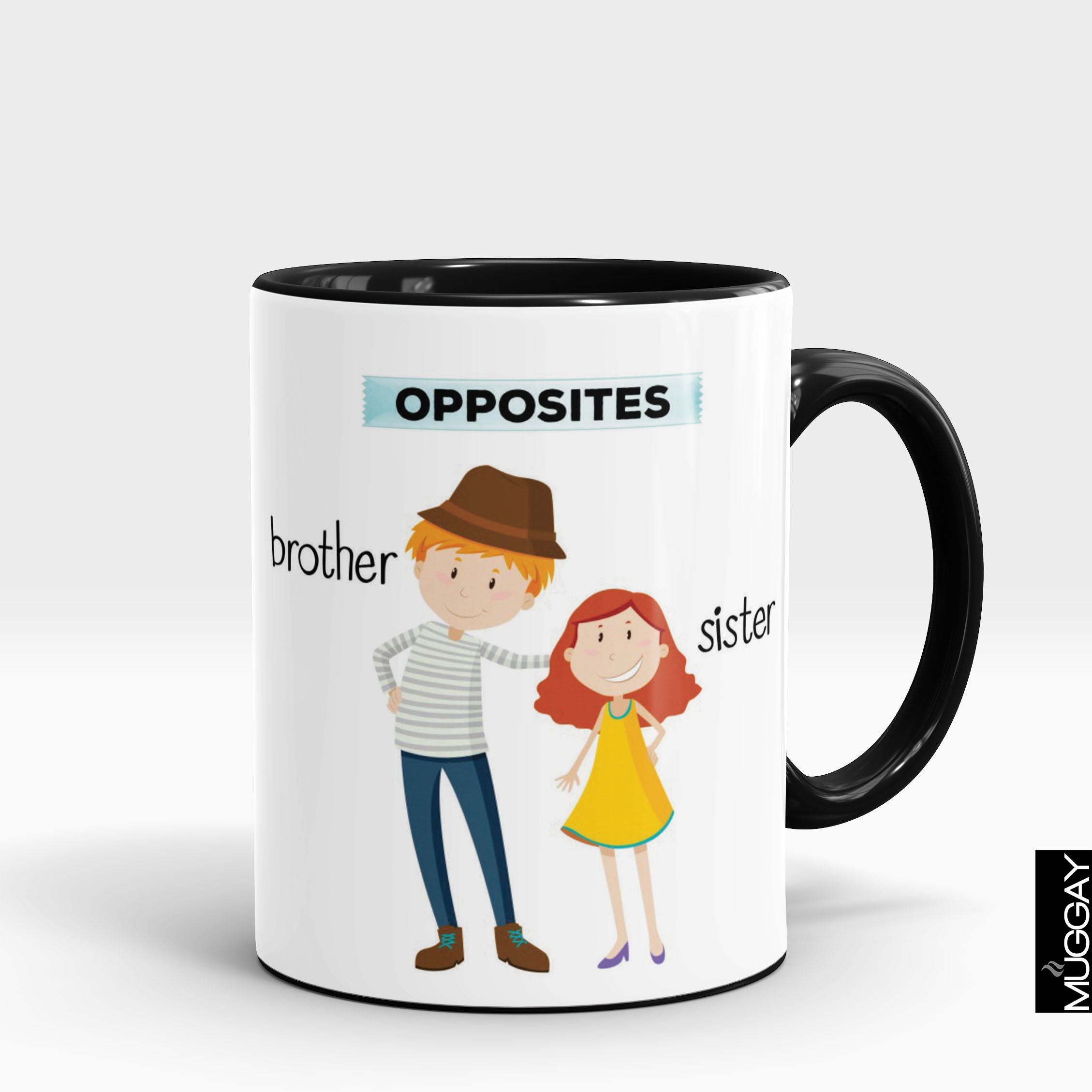 Bro6 - Muggay.com - Mugs - Printing shop - truck Art mugs - Mug printing - Customized printing - Digital printing - Muggay