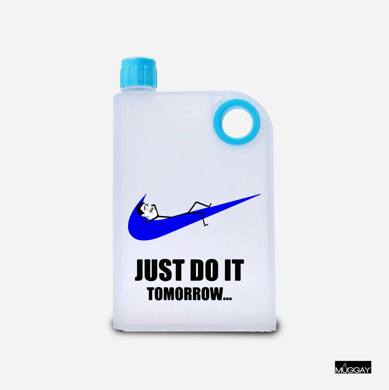 Notebook Bottle - Just do it Later