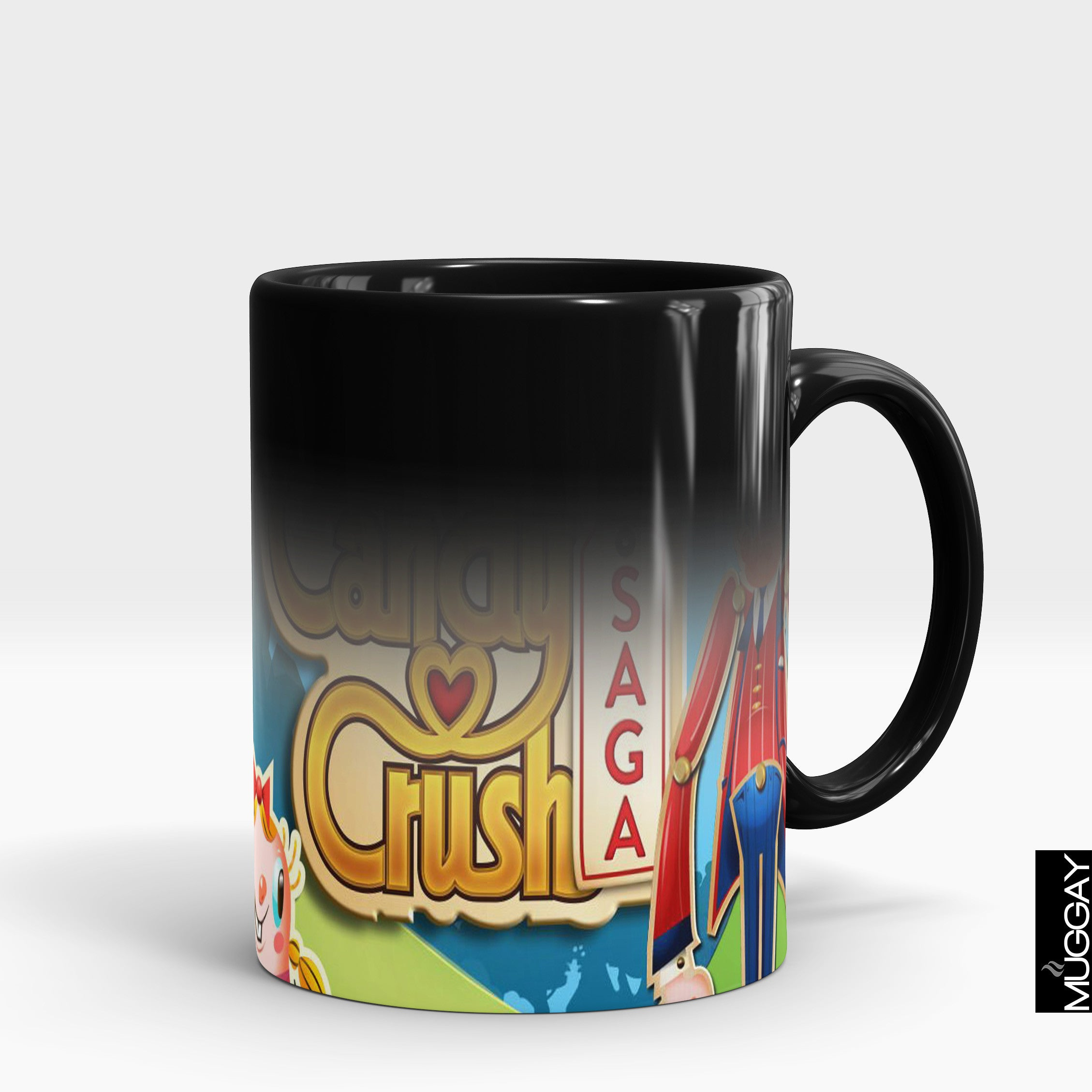 Candy crush Design candy9 - Muggay.com - Mugs - Printing shop - truck Art mugs - Mug printing - Customized printing - Digital printing - Muggay