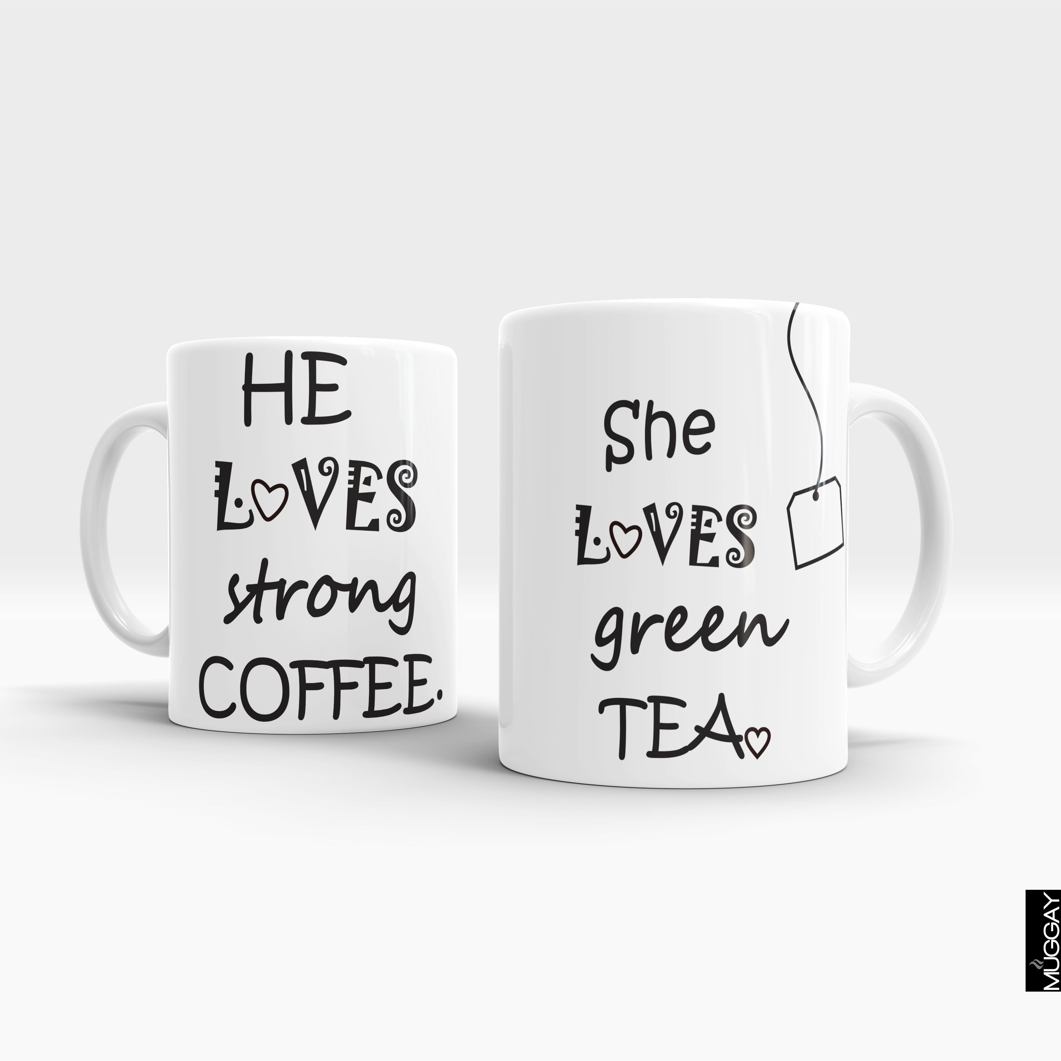 Mugs for Couples --107
