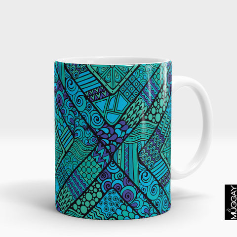 Pattern design mugs3