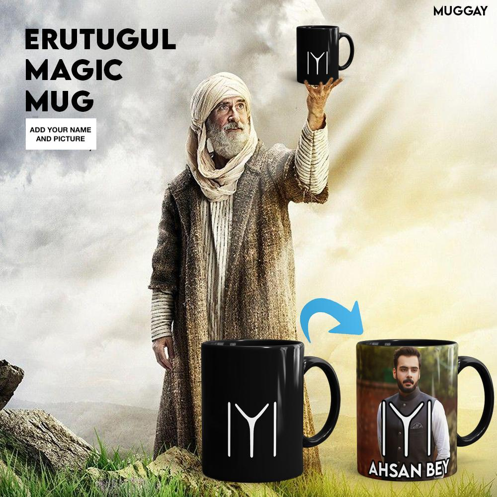 Erutugul Mug - Add your Picture