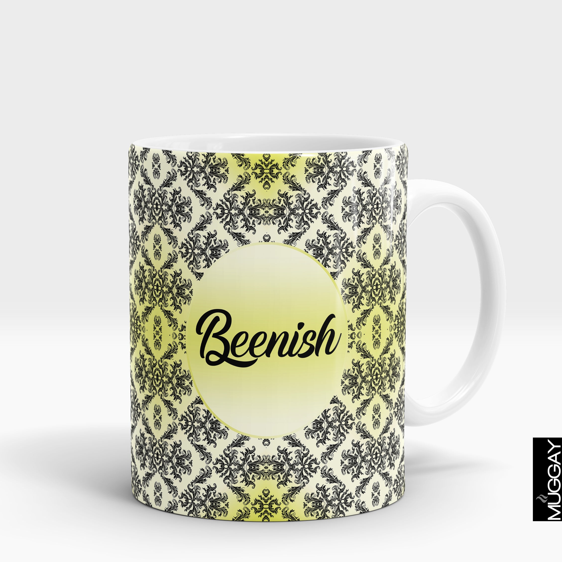 Beenish Mug - Muggay.com - Mugs - Printing shop - truck Art mugs - Mug printing - Customized printing - Digital printing - Muggay