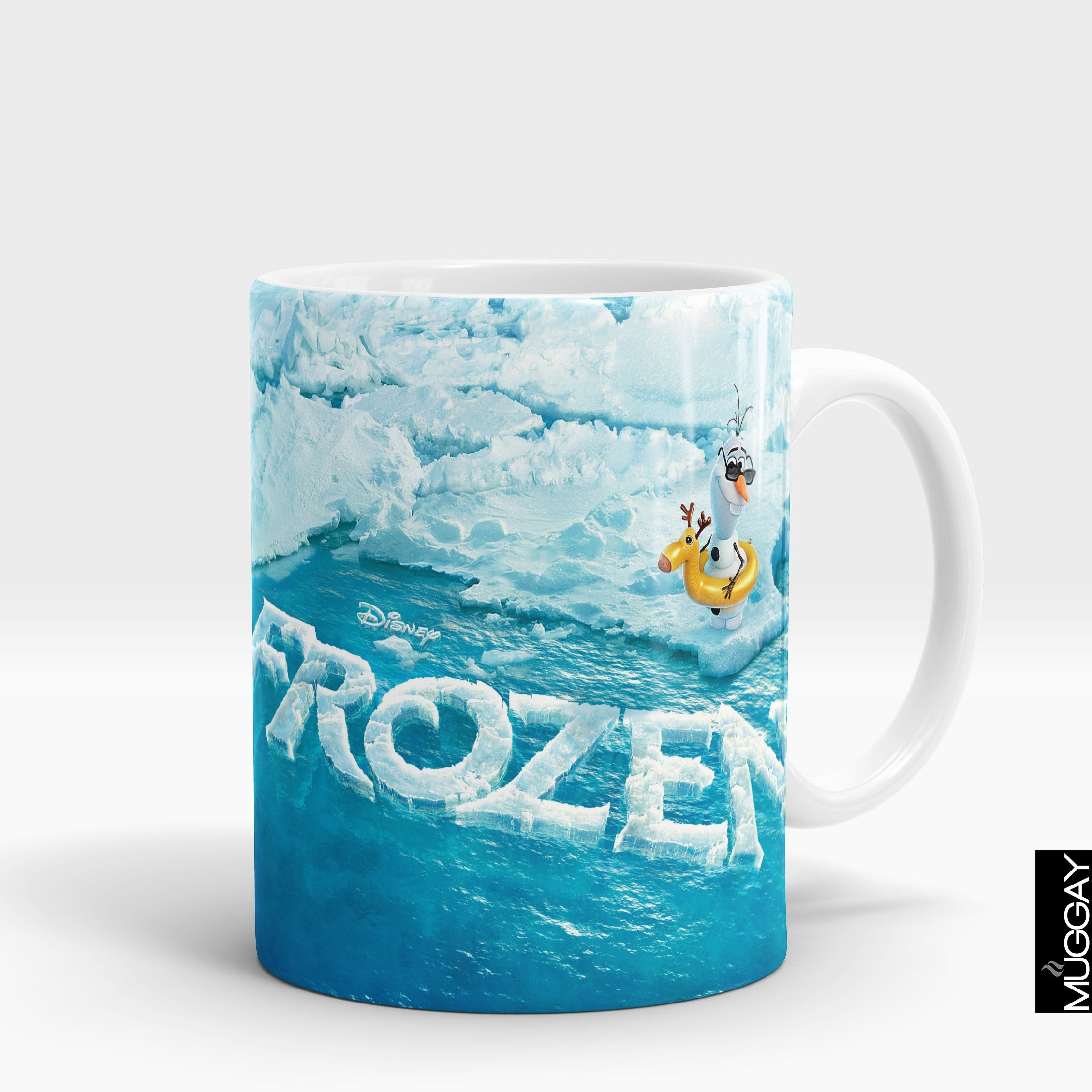 Frozen Cartoon mugs -1