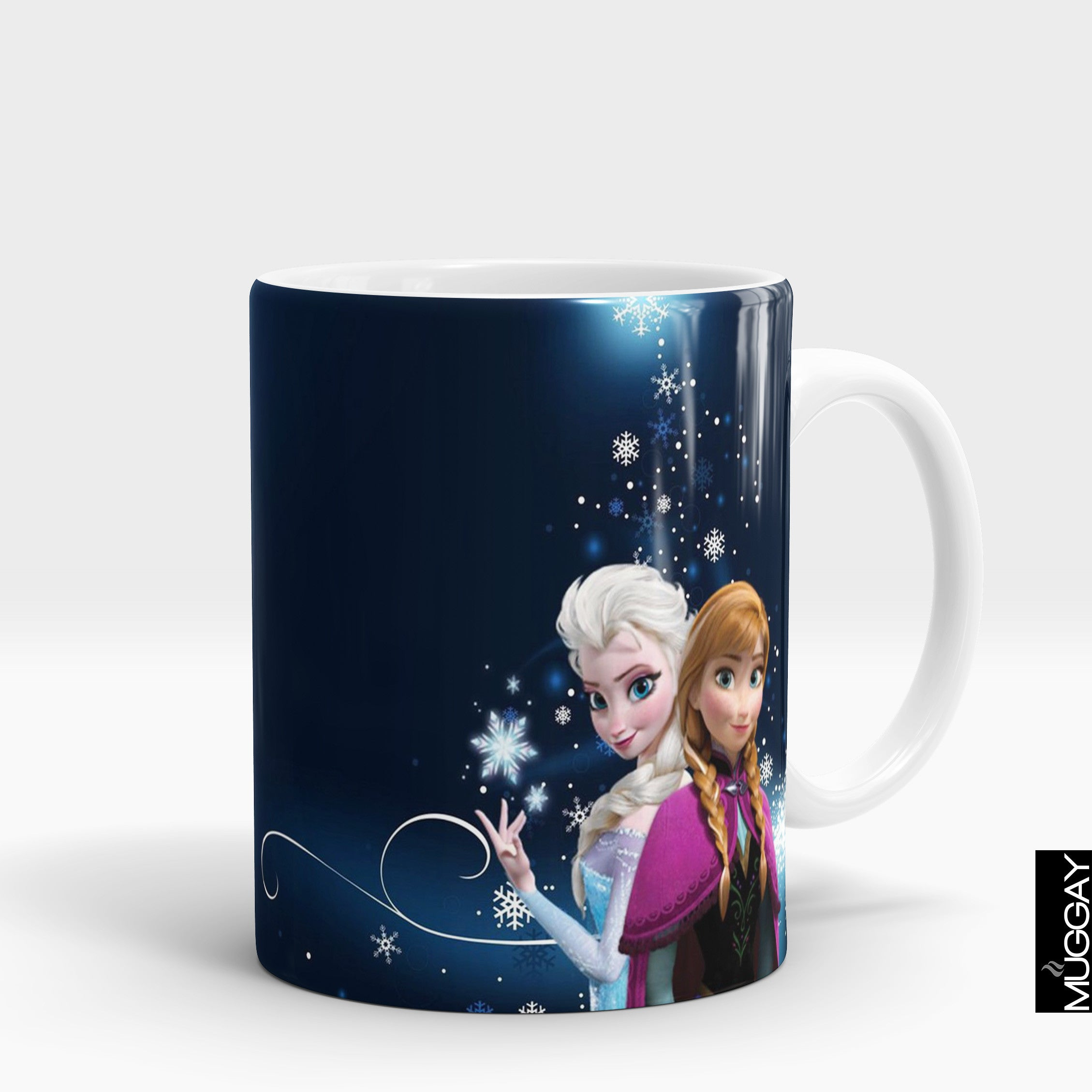 Frozen Cartoon mugs -3