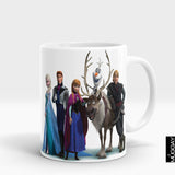Frozen Cartoon mugs -4