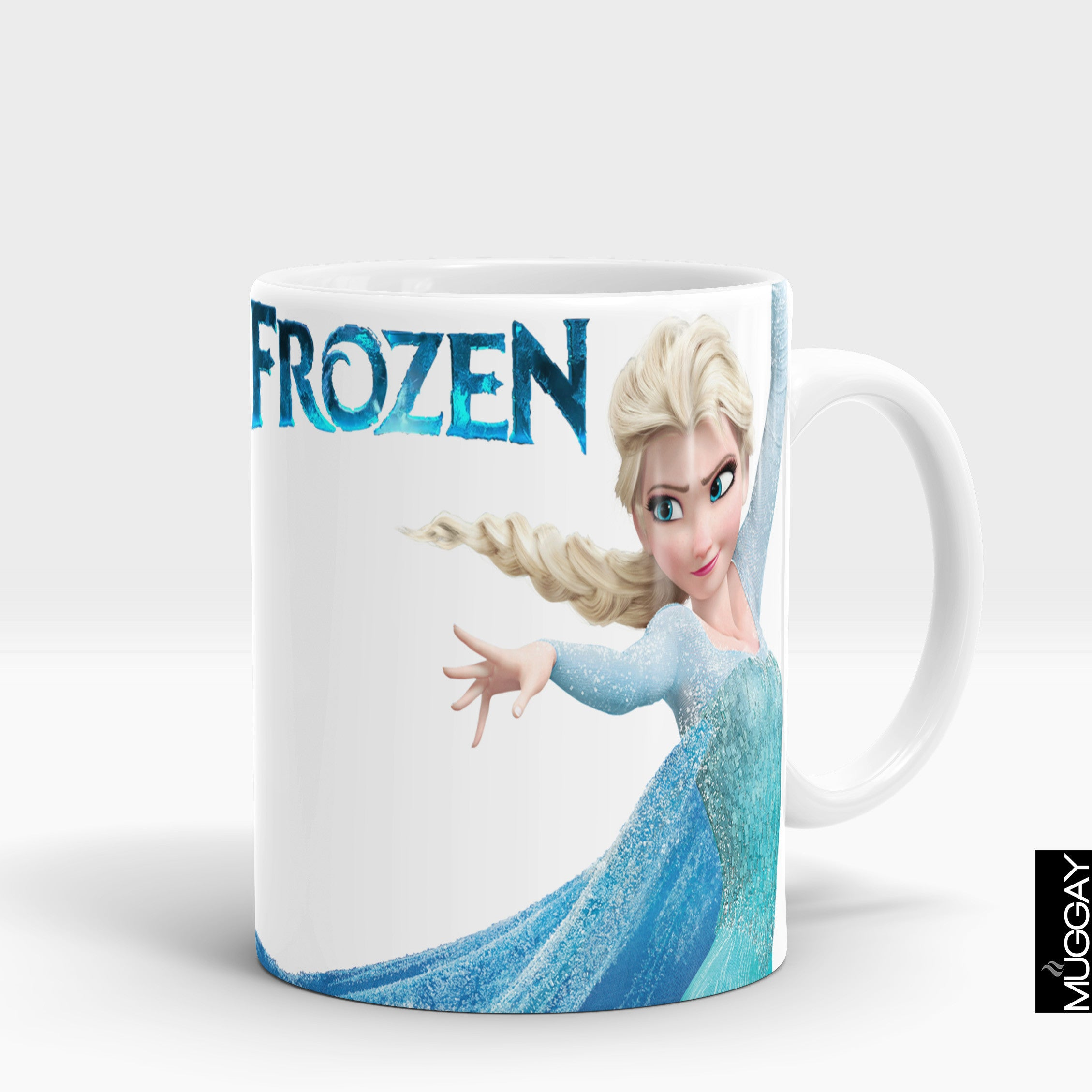Frozen Cartoon mugs -5