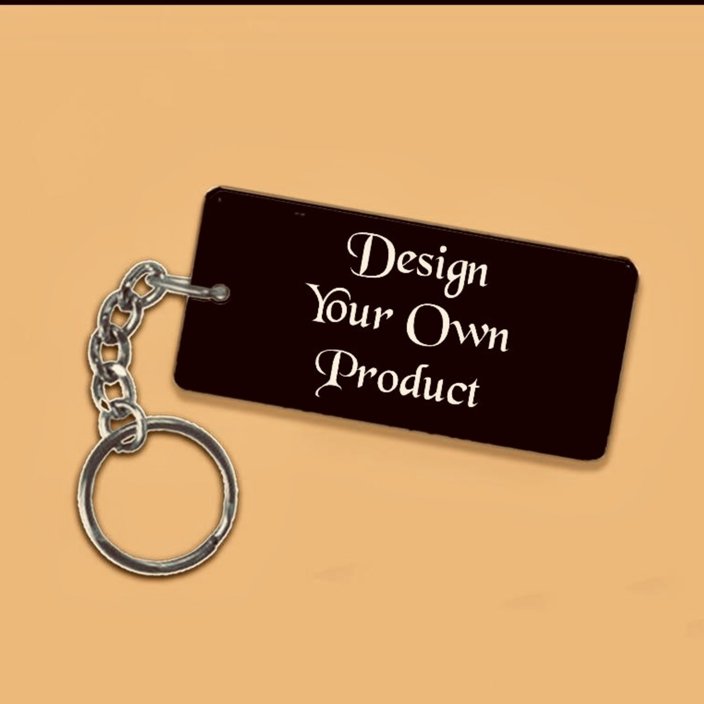 Metal Key-Chains - Customize your own design