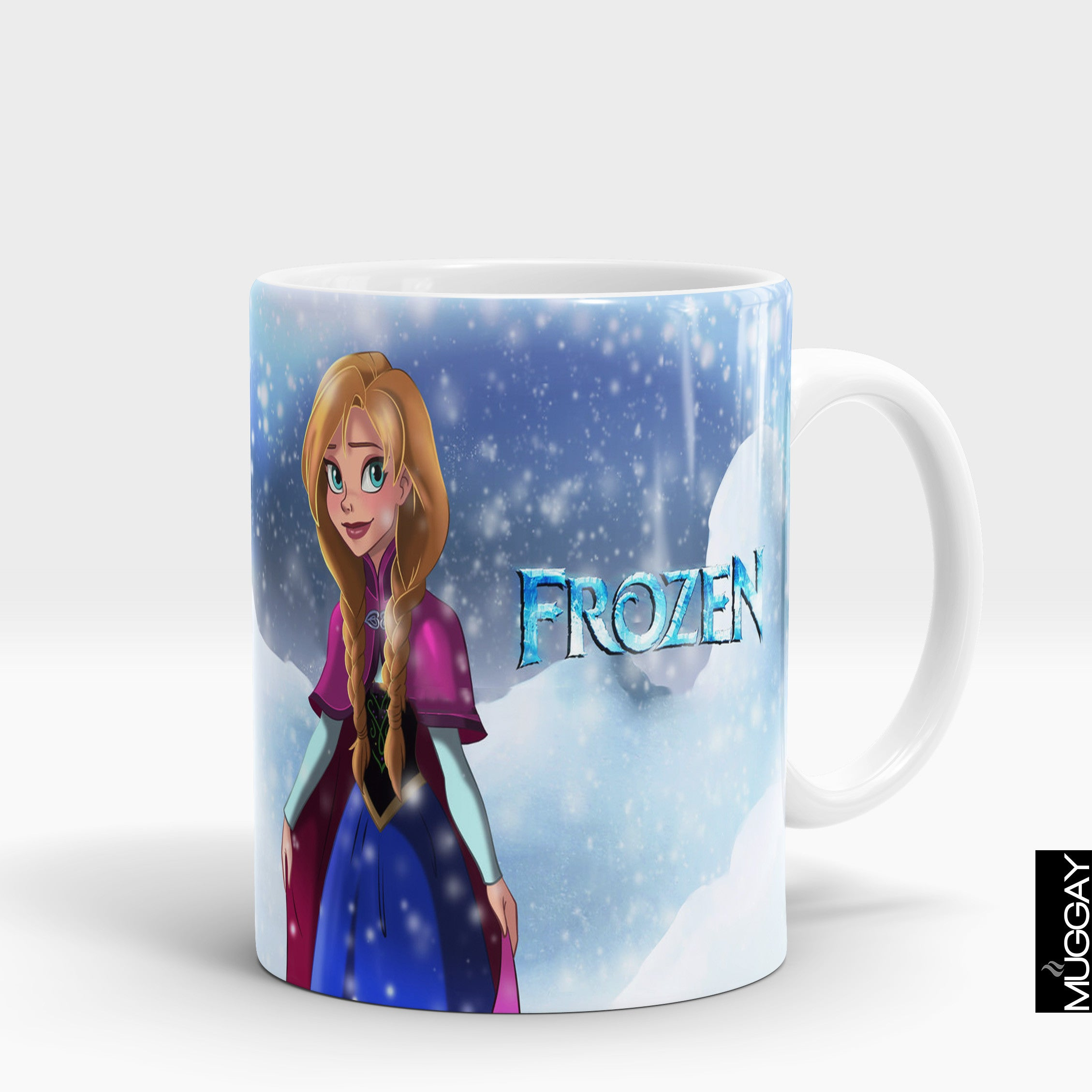 Frozen Cartoon mugs -8