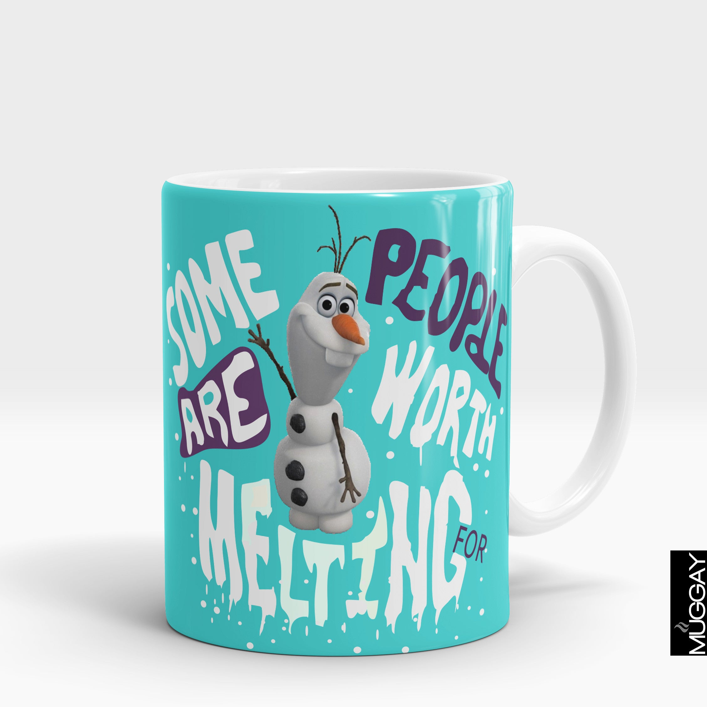 Frozen Cartoon mugs -7