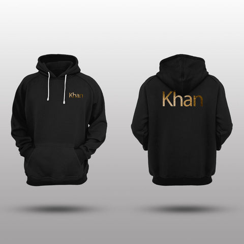 Hoodies with Customized Name