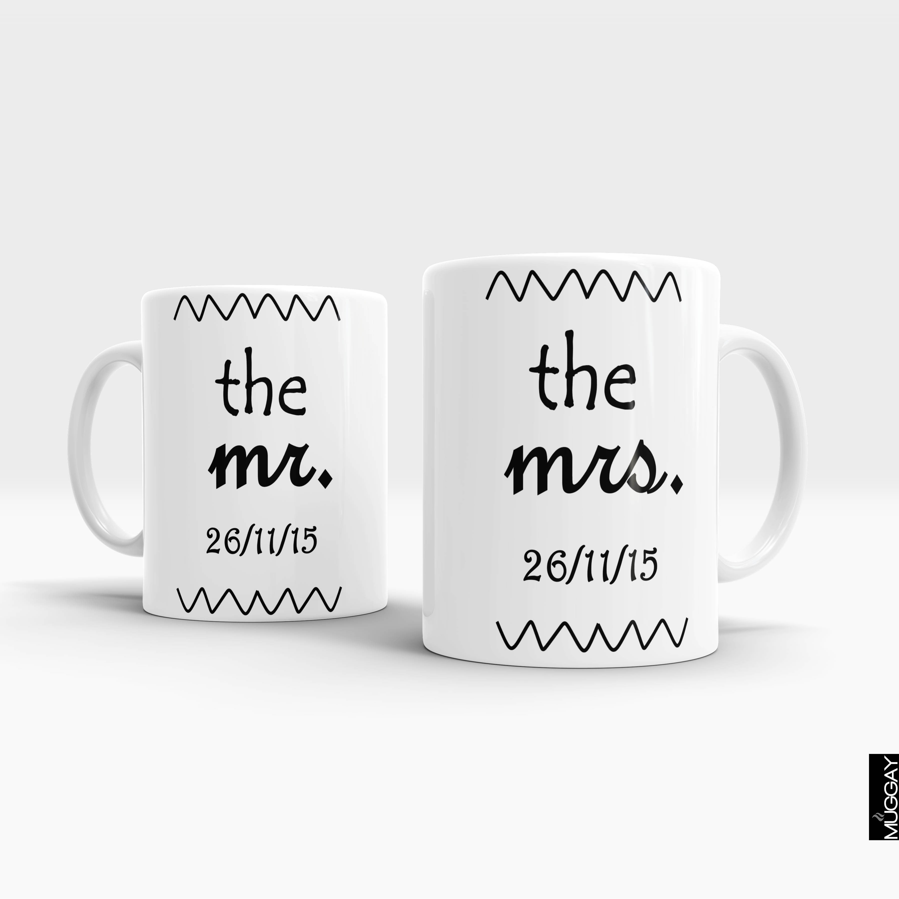 Mugs for Couples --111