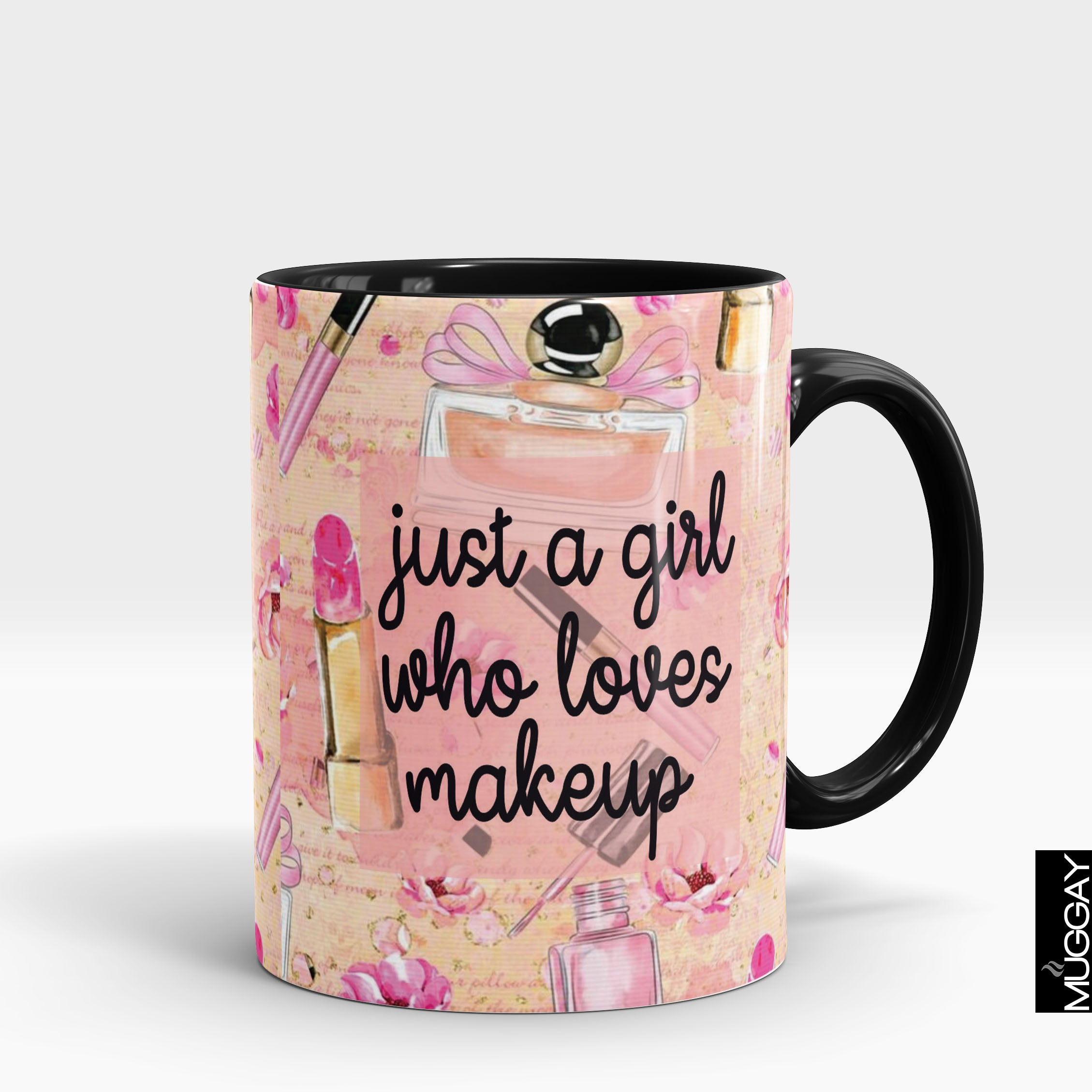Makeup theme mugs -1