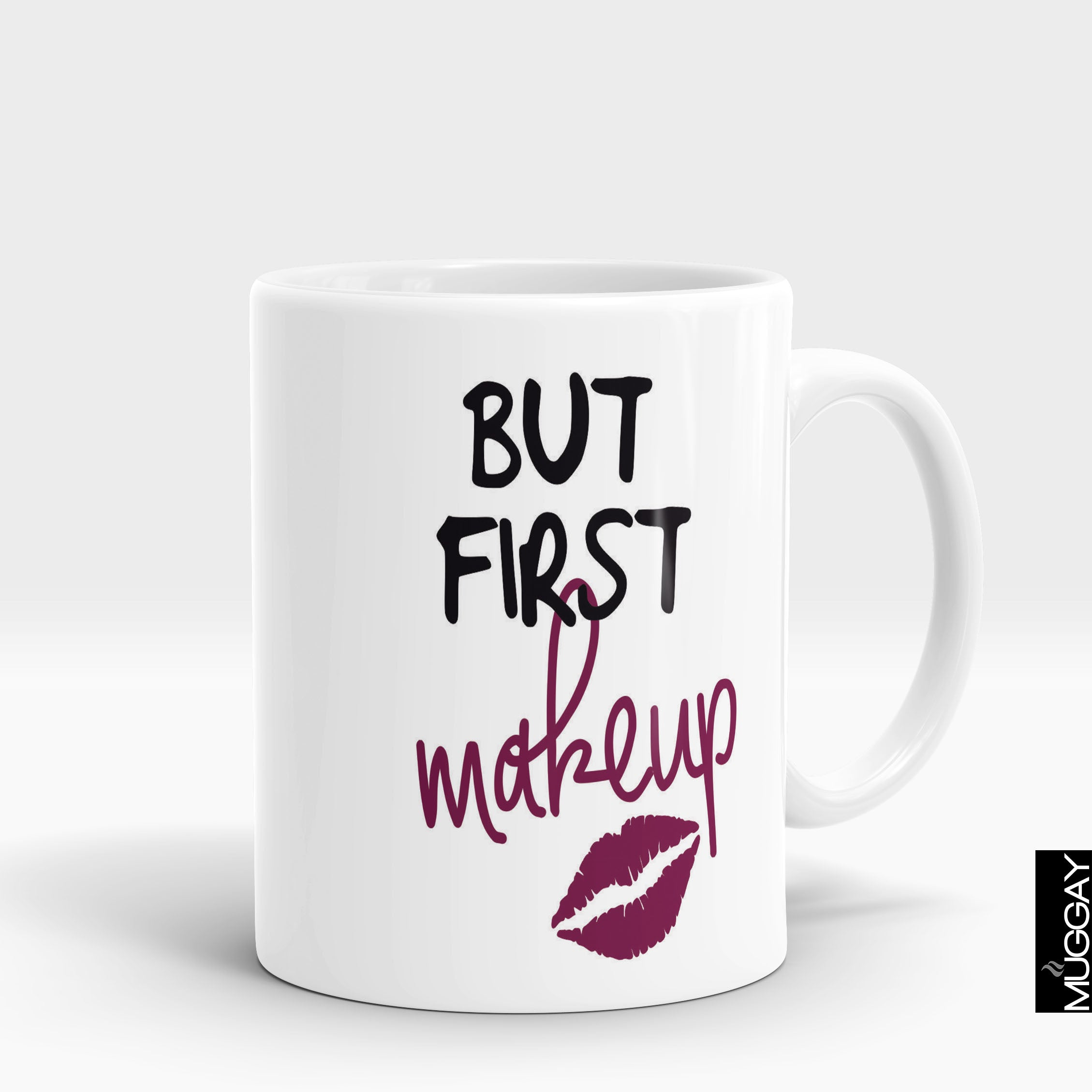 Makeup theme mugs -4