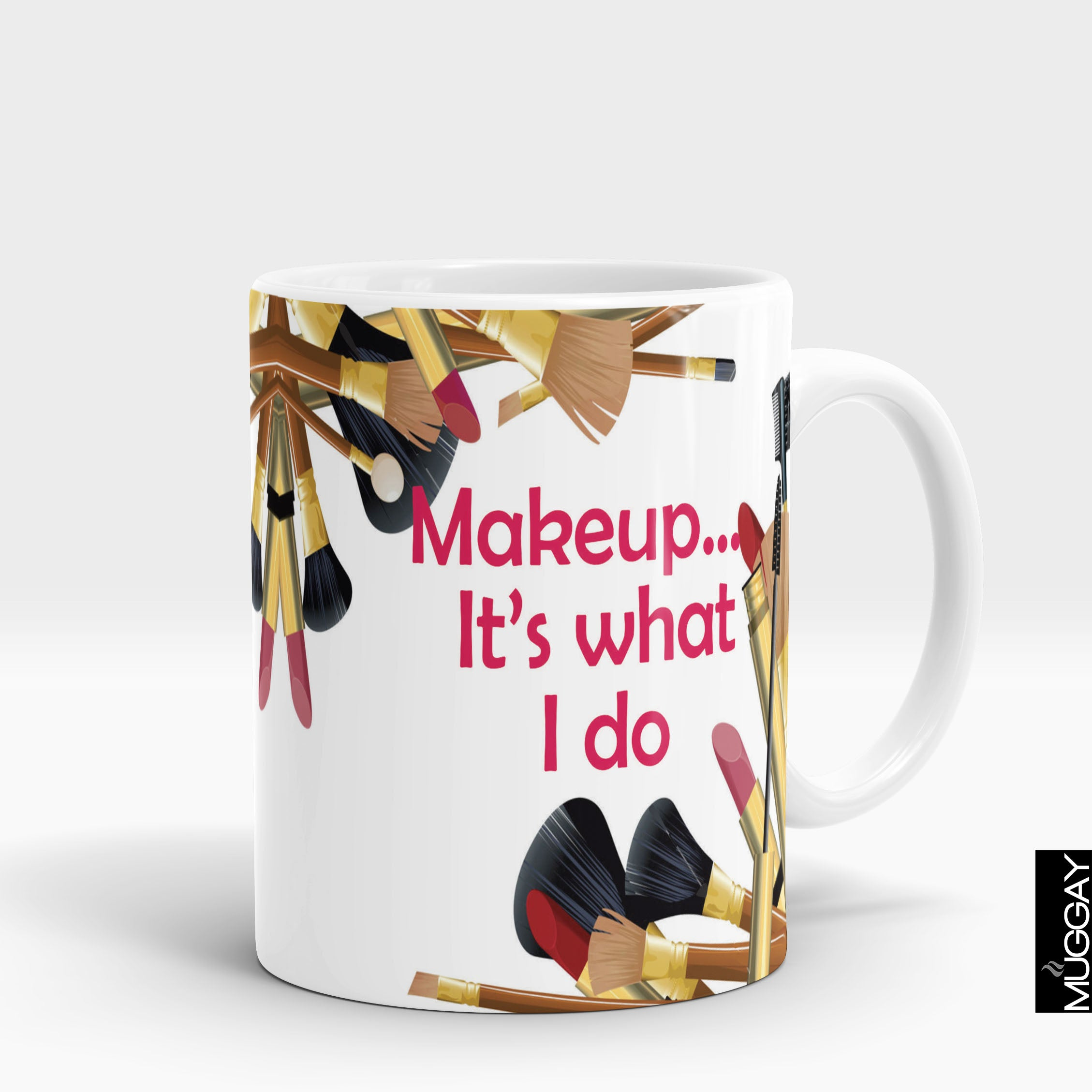Makeup theme mugs -9
