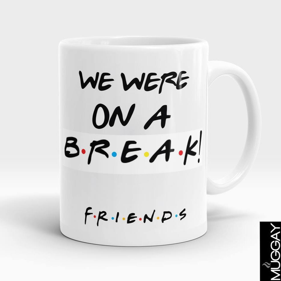 Friends Season Mugs --08