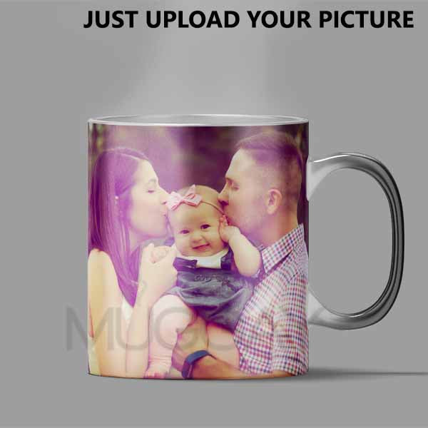 Magic mug with your picture