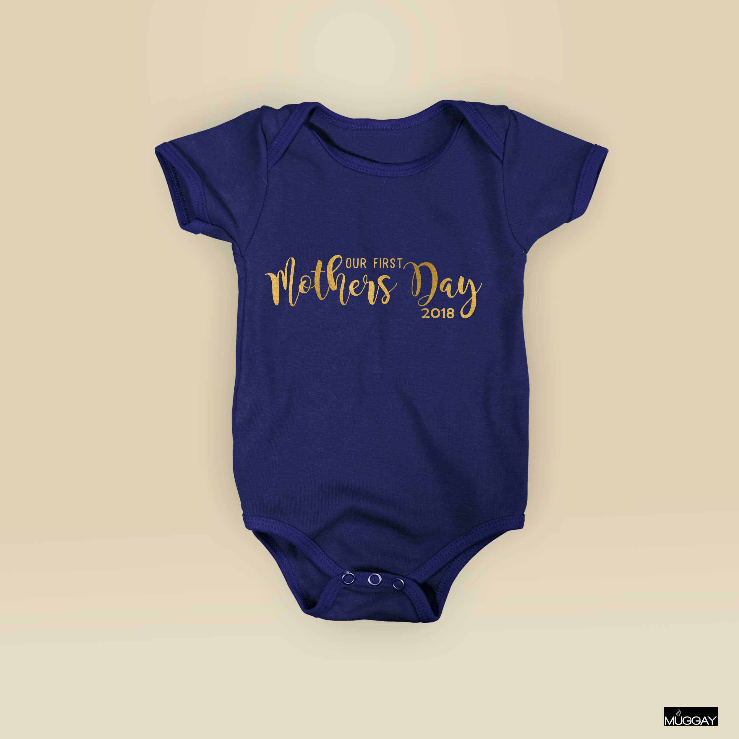 Mothers Day onesie
