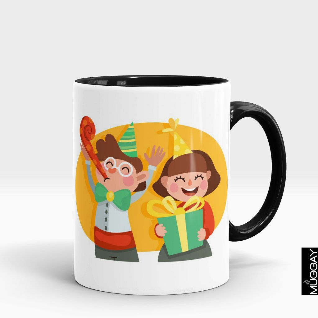 'Birthday Celebration' Mug
