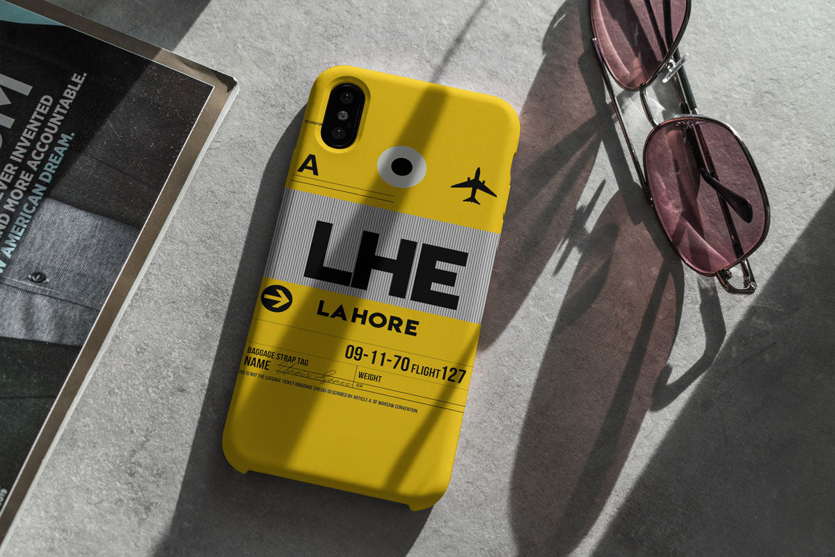 Mobile Covers - Airport tag LAHORE