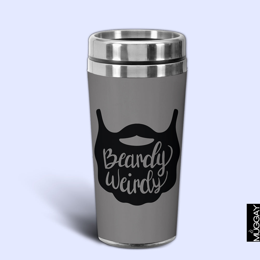 Beardy Weirdy - Muggay.com - Mugs - Printing shop - truck Art mugs - Mug printing - Customized printing - Digital printing - Muggay