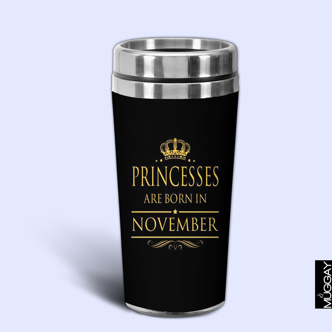 Princesses are born in November