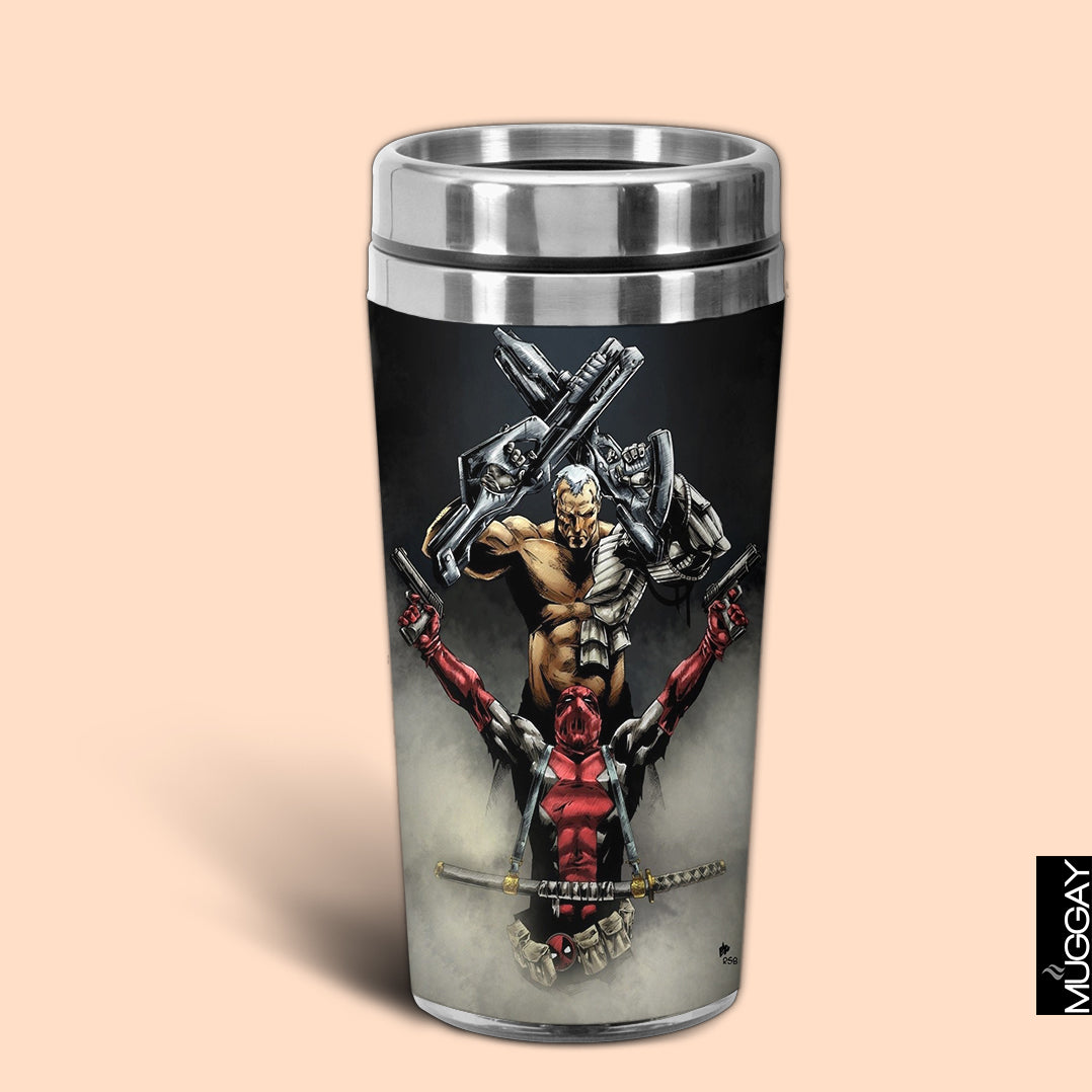 Deadpool 2 - Muggay.com - Mugs - Printing shop - truck Art mugs - Mug printing - Customized printing - Digital printing - Muggay